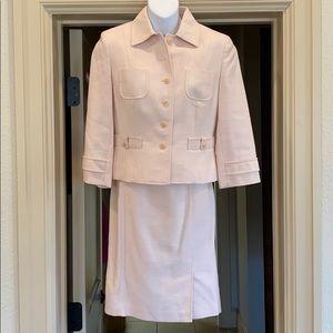 ANN TAYLOR LOFT Skirt with Matching Jacket